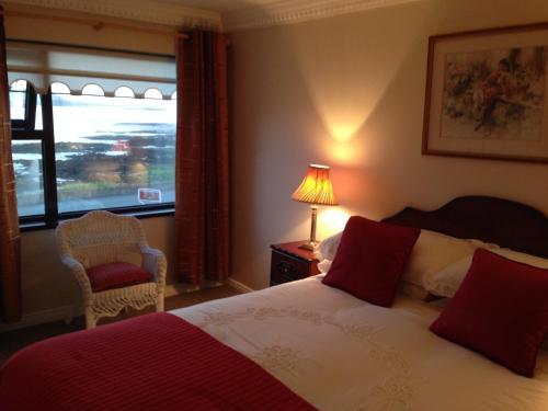 A room at Sea View B&B