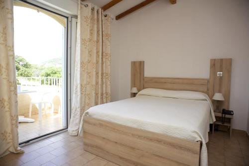 A room at Motel le Vieux Moulin