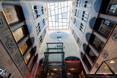 Balcon ou terrasse dans l'établissement Catalonia Catedral