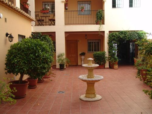 A porch or other outdoor area at Apartment Carabeo 2000 - Nerja