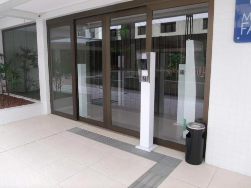 Uma varanda ou outra área externa em Apartamento Maceio Facilities