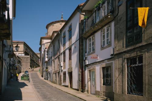 roomPEDRA apartamentos turísticos外觀或入口