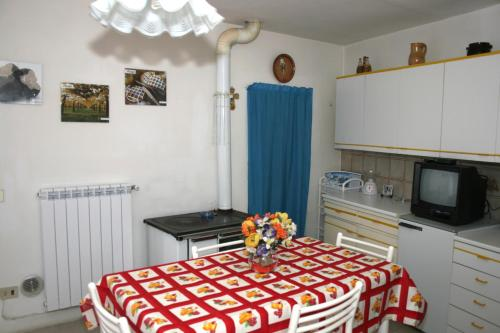 Area soggiorno di Don Pasquale Scontrone House