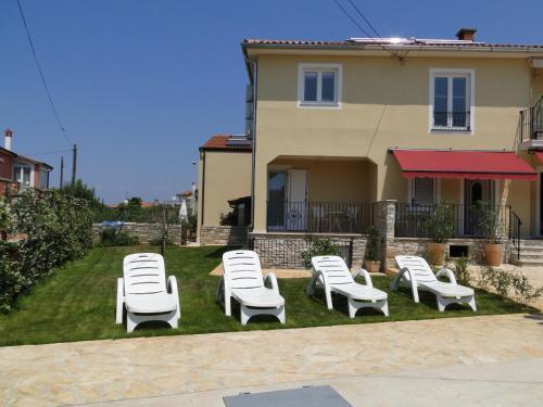 A patio or other outdoor area at Villa Ester