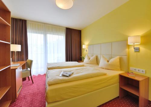 A room at Burghotel Stammhaus