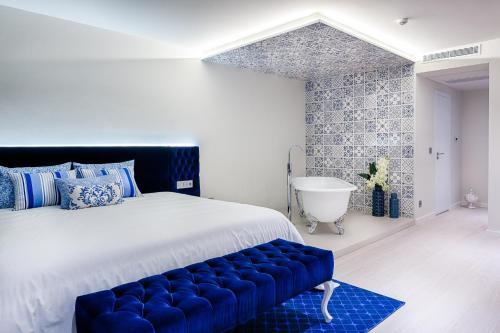 Hébergement de l'établissement Hotel Cristal Porto