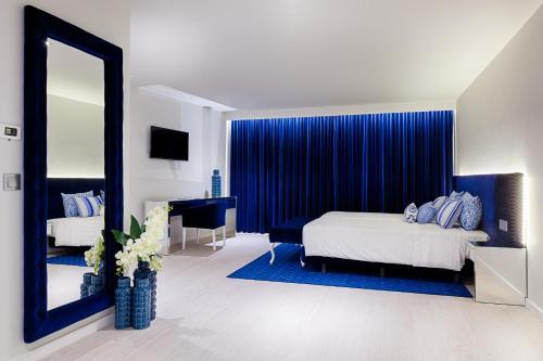 A room at Hotel Cristal Porto