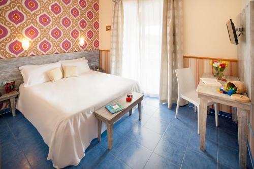 A room at Ostia Antica Park Hotel & Spa