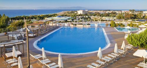 The swimming pool at or near Kipriotis Panorama Hotel & Suites