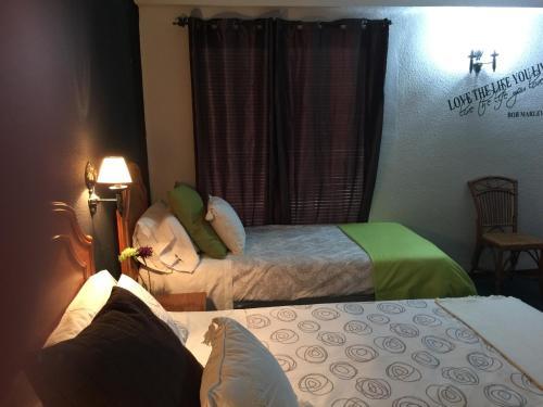 A room at Hostal Victoria
