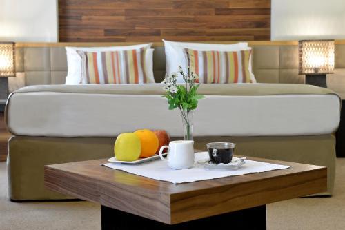 Принадлежности для чая и кофе в Minotel Barsam Suites