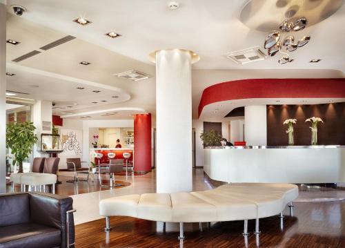 Ristorante o altro punto ristoro di Jazz Hotel