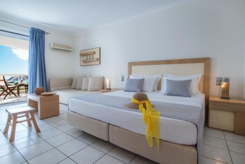 A room at Golden Milos Beach