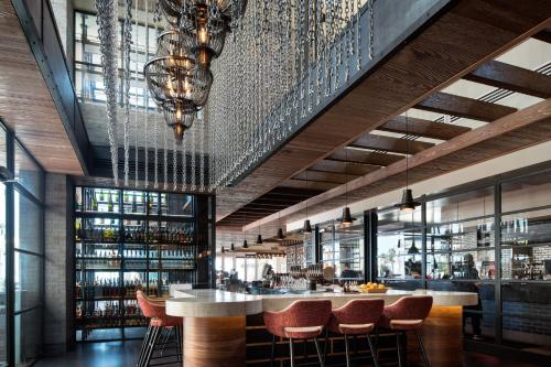 A restaurant or other place to eat at Paséa Hotel & Spa