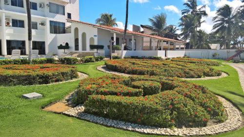 Um jardim em Amigos do Marinas Tamandaré Beira-Mar