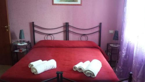 A room at Miriam un Arcobaleno
