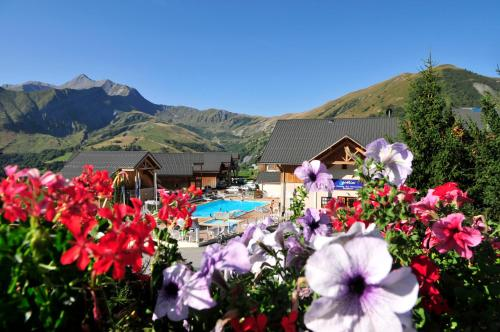 Guests staying at Goélia - Les Chalets des Marmottes