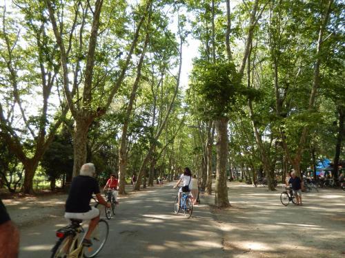 Biking at or in the surroundings of Hotel Villa Morgana