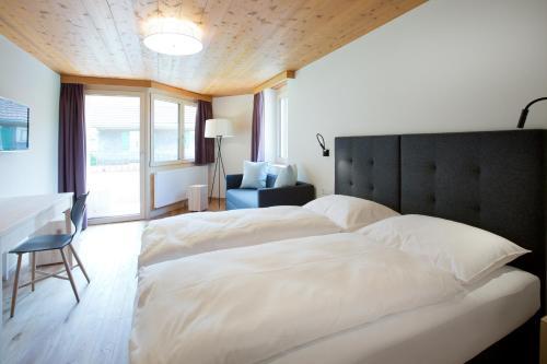 Ein Zimmer in der Unterkunft Schtûbat (Contactless Check-In)