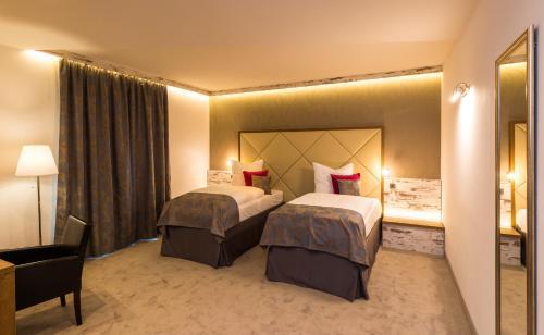 Ein Zimmer in der Unterkunft Allegro