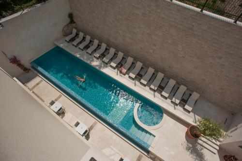 Бассейн в Hotel Moskva или поблизости