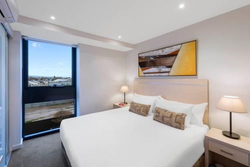 A room at iStay Precinct Adelaide