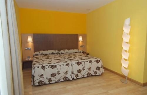A room at Ciudad de Haro