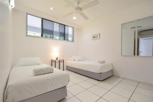A room at Beach Lodges