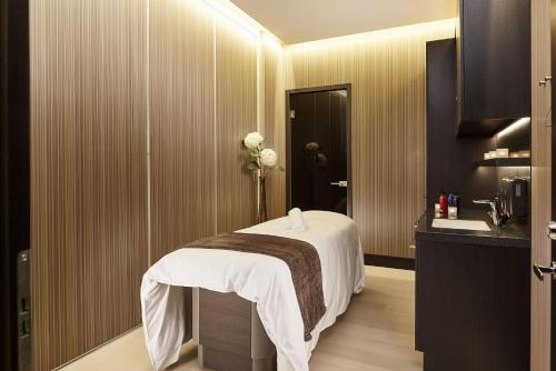 Spa and/or other wellness facilities at Hilton Tallinn Park
