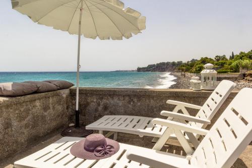 Balcone o terrazza di Sea Escape