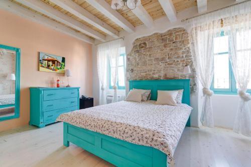 Ein Zimmer in der Unterkunft Heritage Hotel Chersin