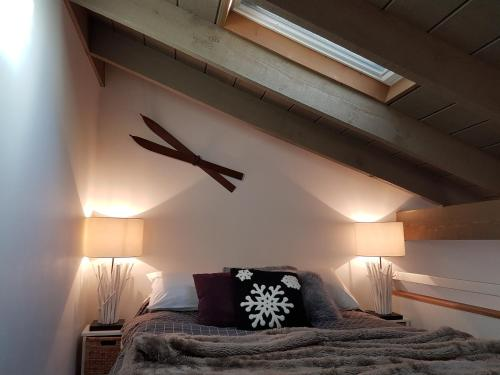 A room at CHILL-OUT @ THREDBO