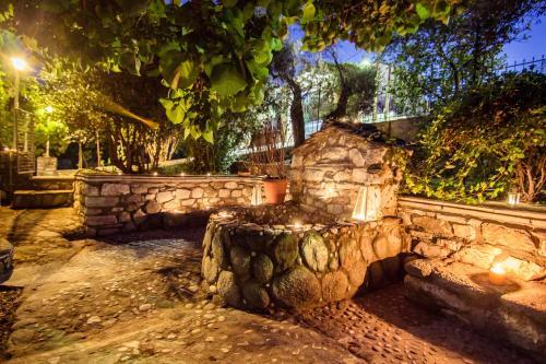 Αίθριο ή υπαίθριος χώρος στο Naftilos Skiathos