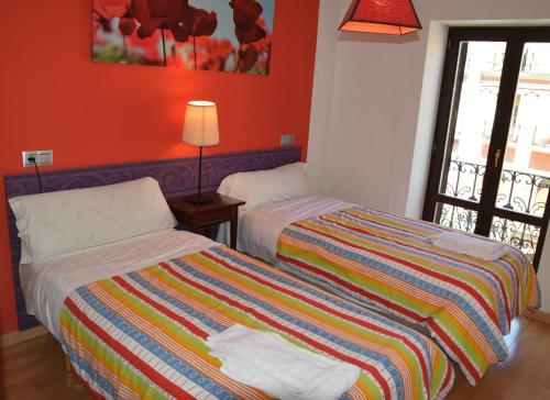 A room at Apartamentos Zaragoza Coso