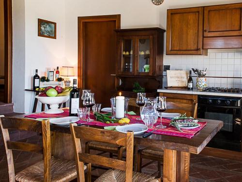 Cucina o angolo cottura di Locazione Turistica Accosto 1