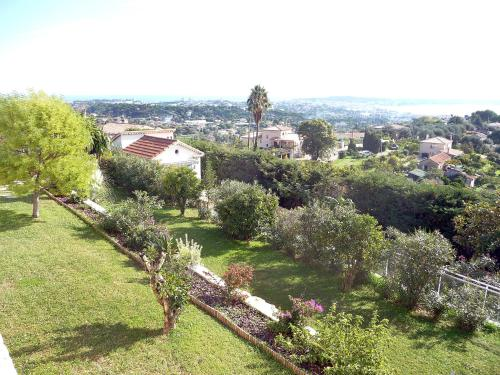 A bird's-eye view of Villa La Buissonière