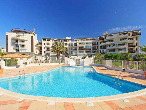 The swimming pool at or near Apartment Le Sunset-Cap Sud-11