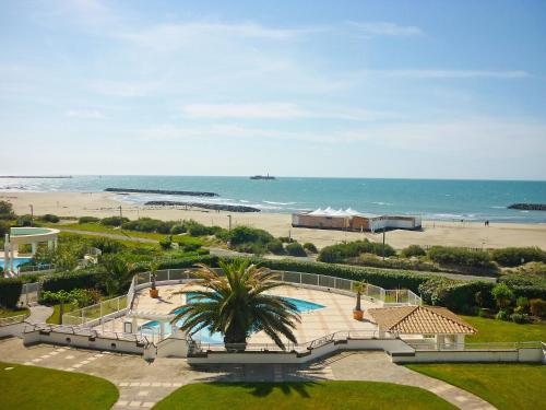 A bird's-eye view of Apartment Le Sunset-Cap Sud-11