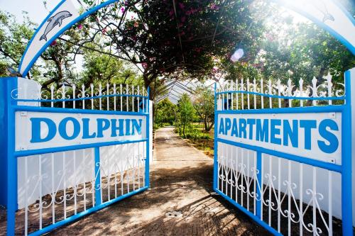 Πιστοποιητικό, βραβείο, πινακίδα ή έγγραφο που προβάλλεται στο Dolphin Apartments