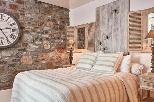 A room at My Mykonos Retreat