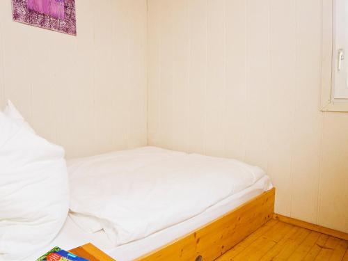 Ein Bett oder Betten in einem Zimmer der Unterkunft Holiday Home Geesthof.3