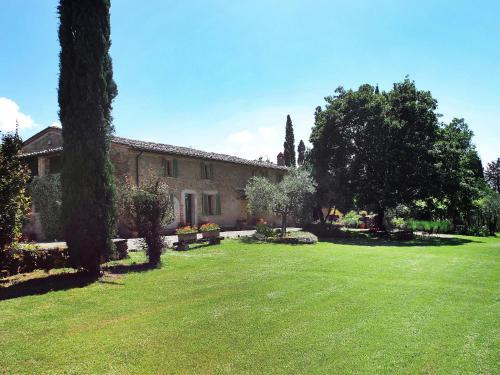 Giardino di Locazione Turistica Villa La Fiorita