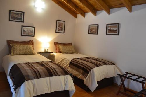 Una habitación de El Chalten Aparts