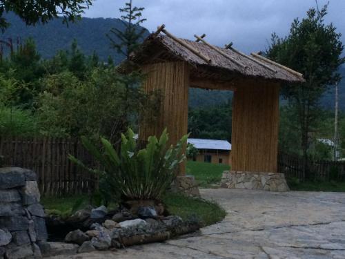 Vườn quanh Dao Lodge