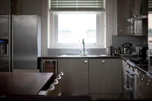 A kitchen or kitchenette at Villa Lavinia
