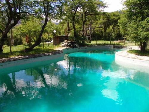 The swimming pool at or near Casa Termas de Chillan