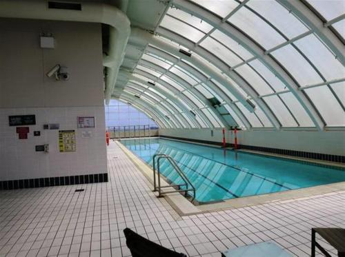 The swimming pool at or near Darling Harbour 1202