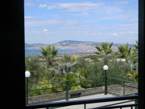 Balcone o terrazza di Sanfralù