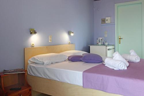 Ein Zimmer in der Unterkunft Summer House Louisa
