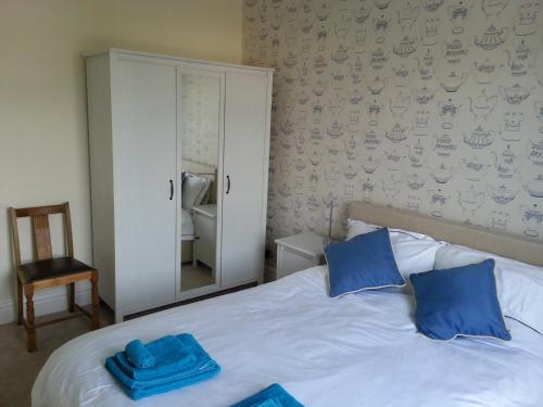 A room at Parkstone Guest House